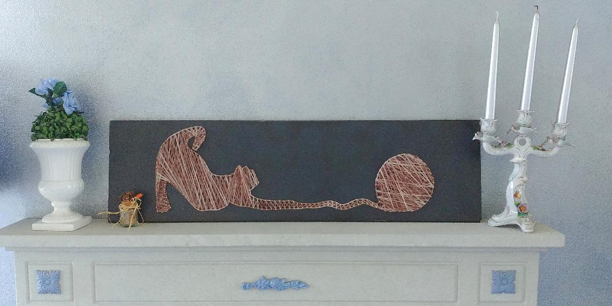 gatto-gomitolo-string-art