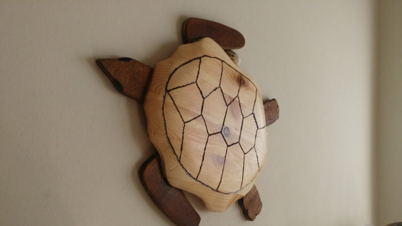 wooden-sea-turtle