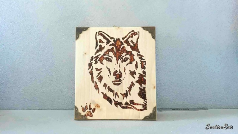 pyrographed-wolf