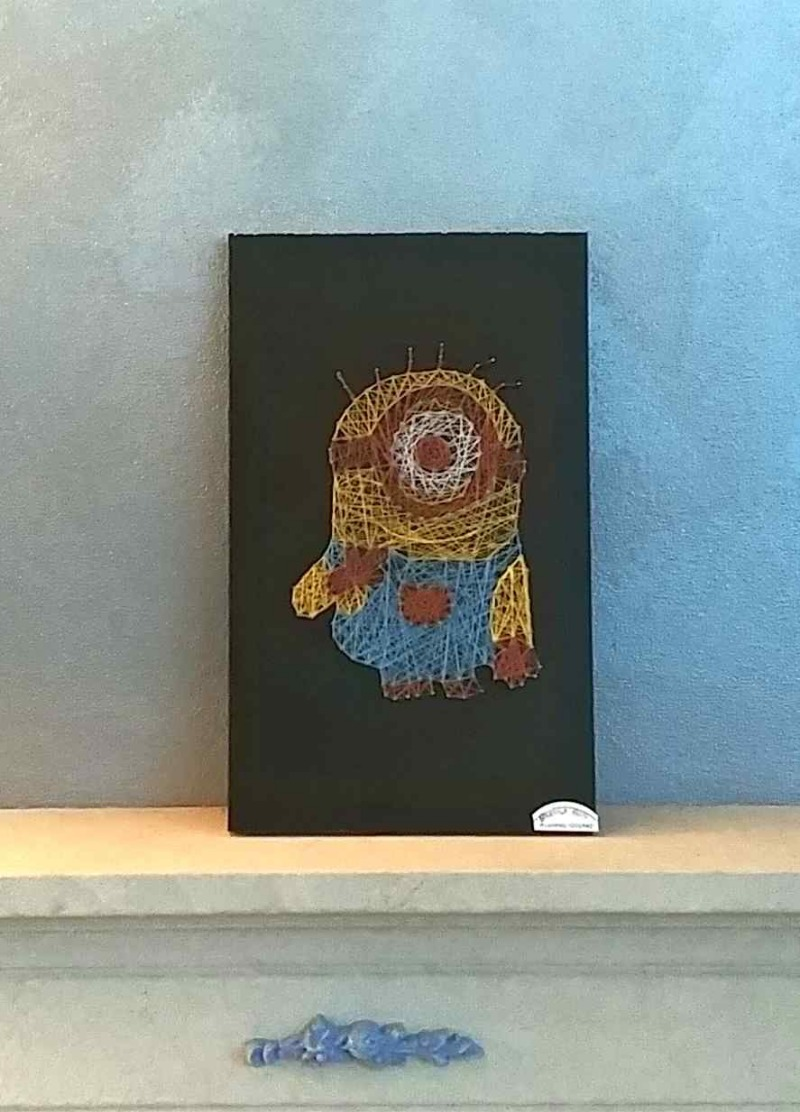 stuart-minion-cattivissimo-me-string-art