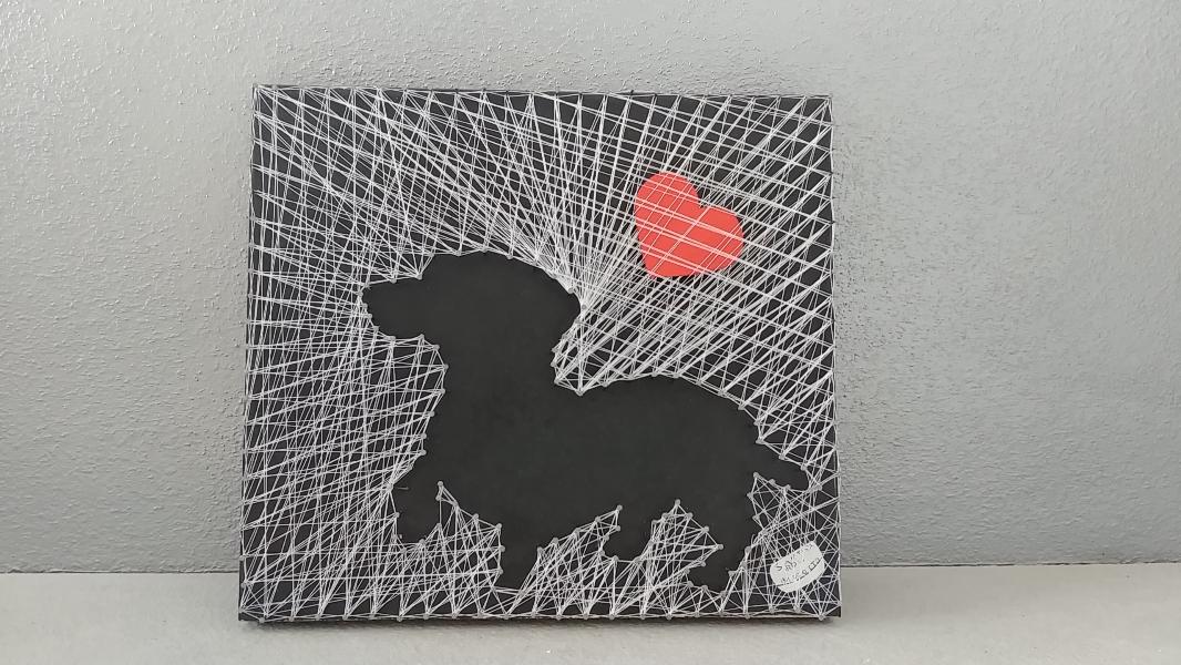 bassotto-string-art