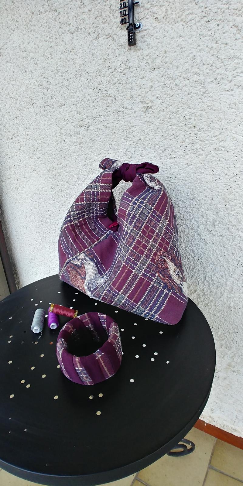 borsa-bassotto-bassethound-origami