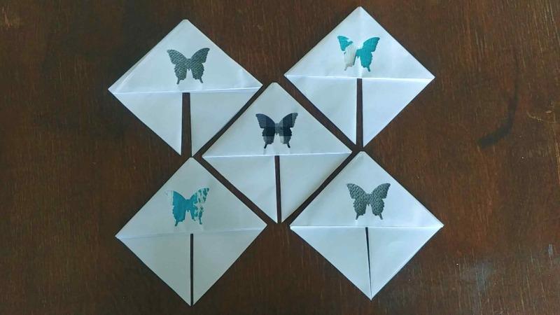 5-segnalibri-carta-origami